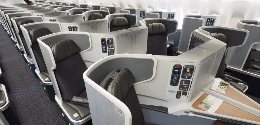 Aa Is Selling Its Best Business Class Seat As Economy