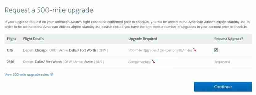 Flights booked through the Citi travel portal are still eligible for upgrades.