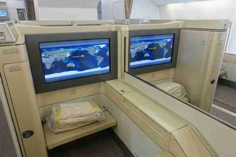 Asiana A380 First Class Review JFK