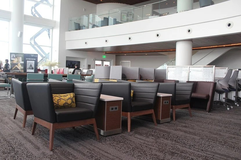 Delta's New Seattle Sky Club Raises the Bar for Lounges
