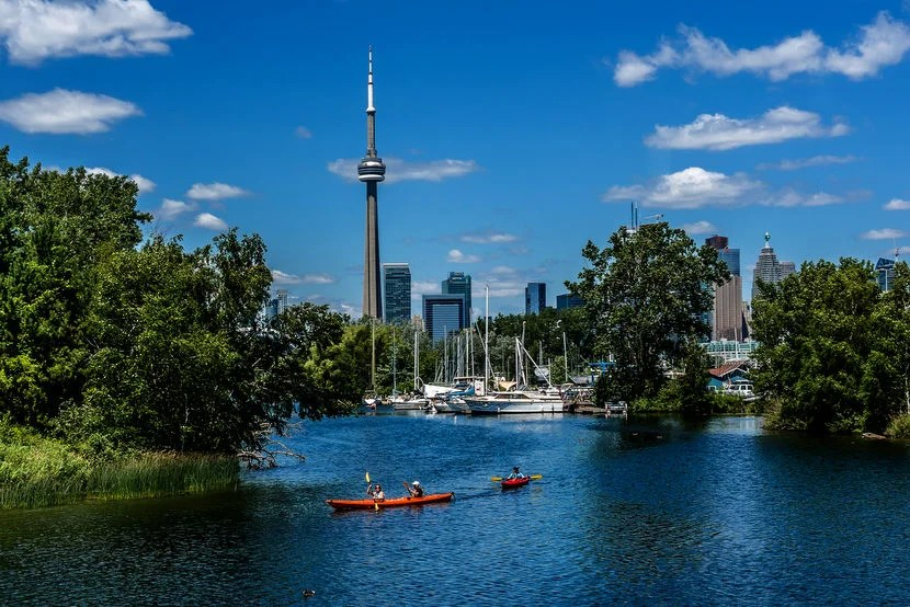 Canada is worth the effort — if you can get them to take you. Image of Toronto, CA courtesy of Shutterstock.