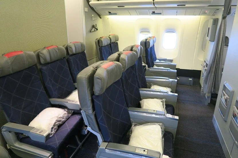 What Happens To Your Seat Fees If You Get Upgraded