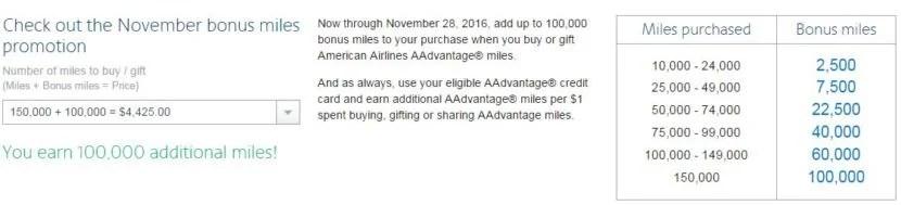 Earn 100,000 bonus miles when you maximize your mileage purchase.