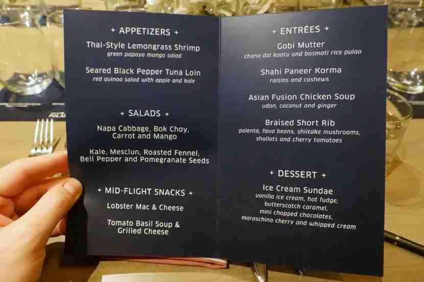 United Polaris Tasting Dinner