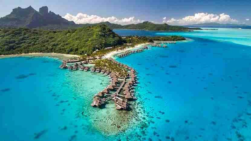 The Hilton Bora Bora is becoming a Conrad in 2017. Image courtesy of Hilton.