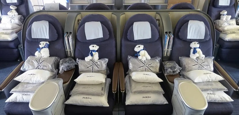 Image result for united airlines polaris business class