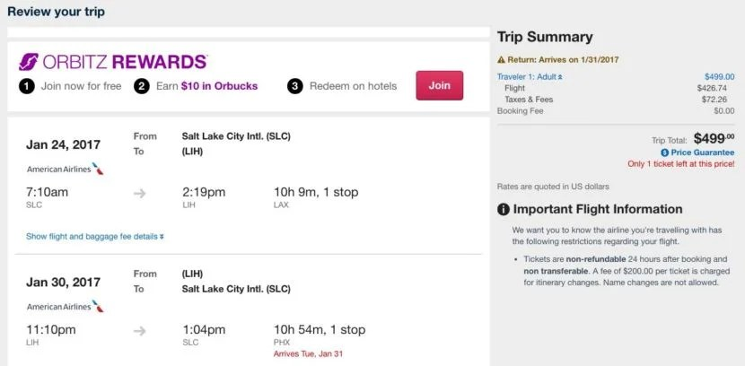 Deal Alert Atl Dtw Msp Amp Slc To Hawaii At 499 Round Trip
