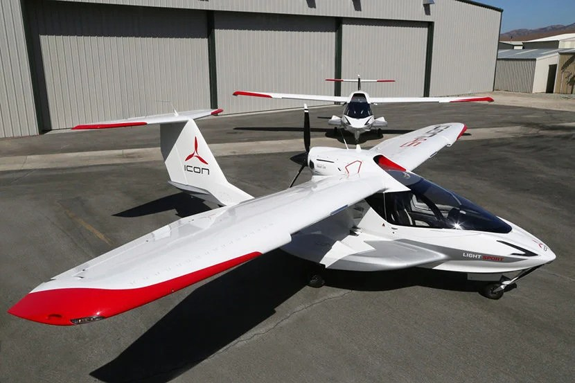 is the icon a5 the ultimate amateur plane. Black Bedroom Furniture Sets. Home Design Ideas