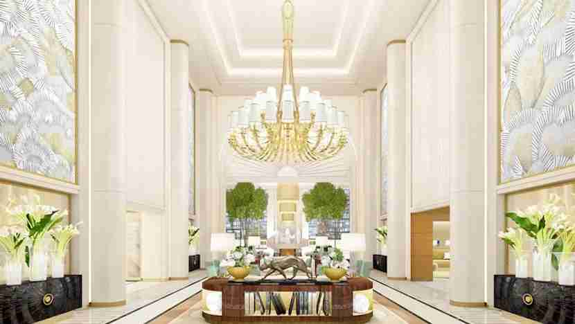 Waldorf Astoria is coming to Beverly Hills in 2017. Image courtesy of Waldorf Astoria.