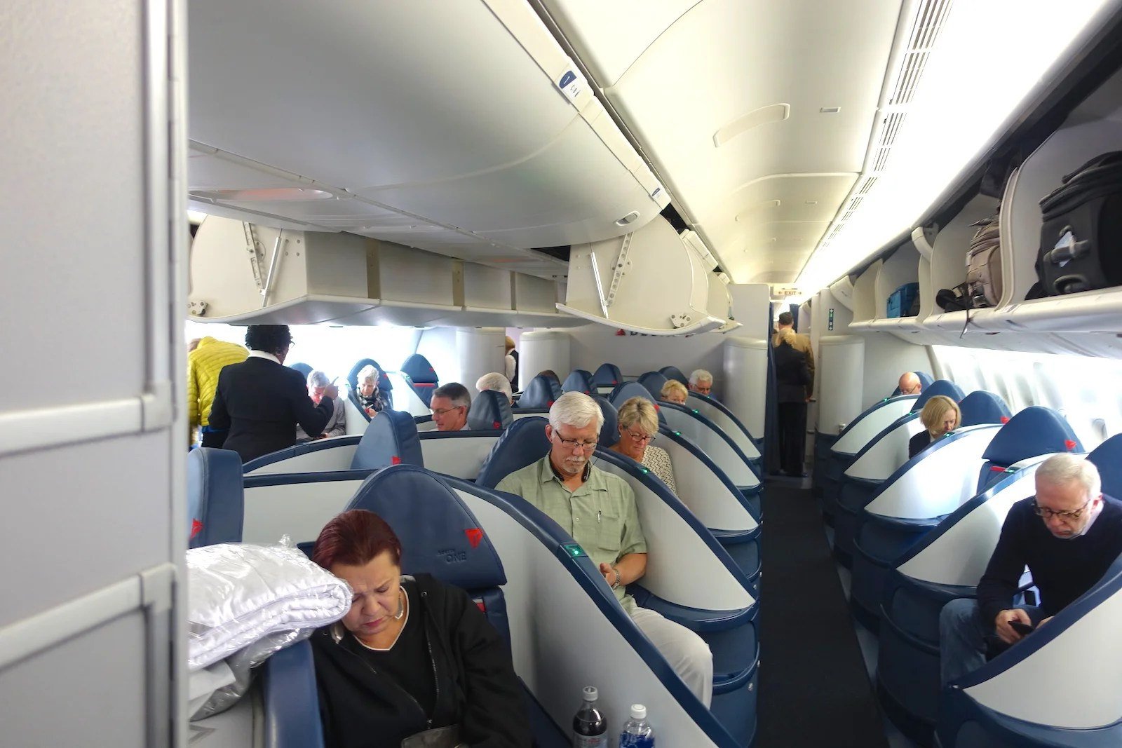 How To Fly Delta S Best Business Class Seats Domestically