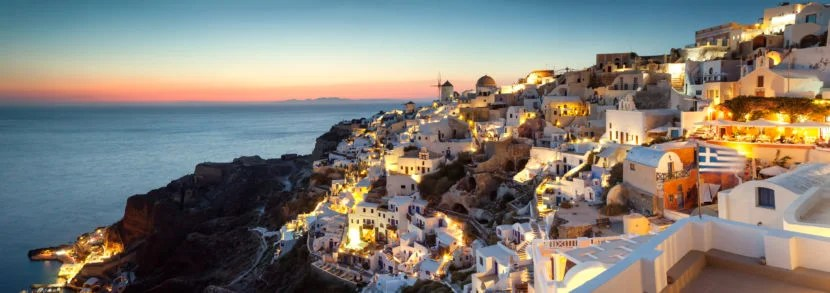 Santorini, Greek islands, Greece