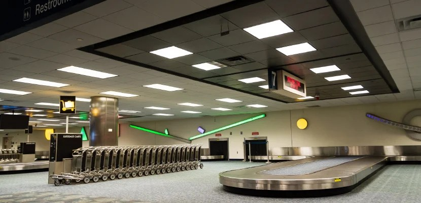 Casualties Reported Following Fll Airport Shooting
