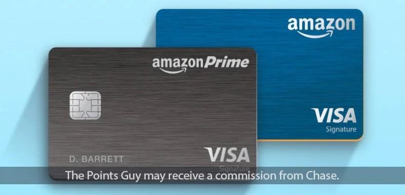 up to 5 back with amazon prime rewards visa signature card - Metal Visa Card