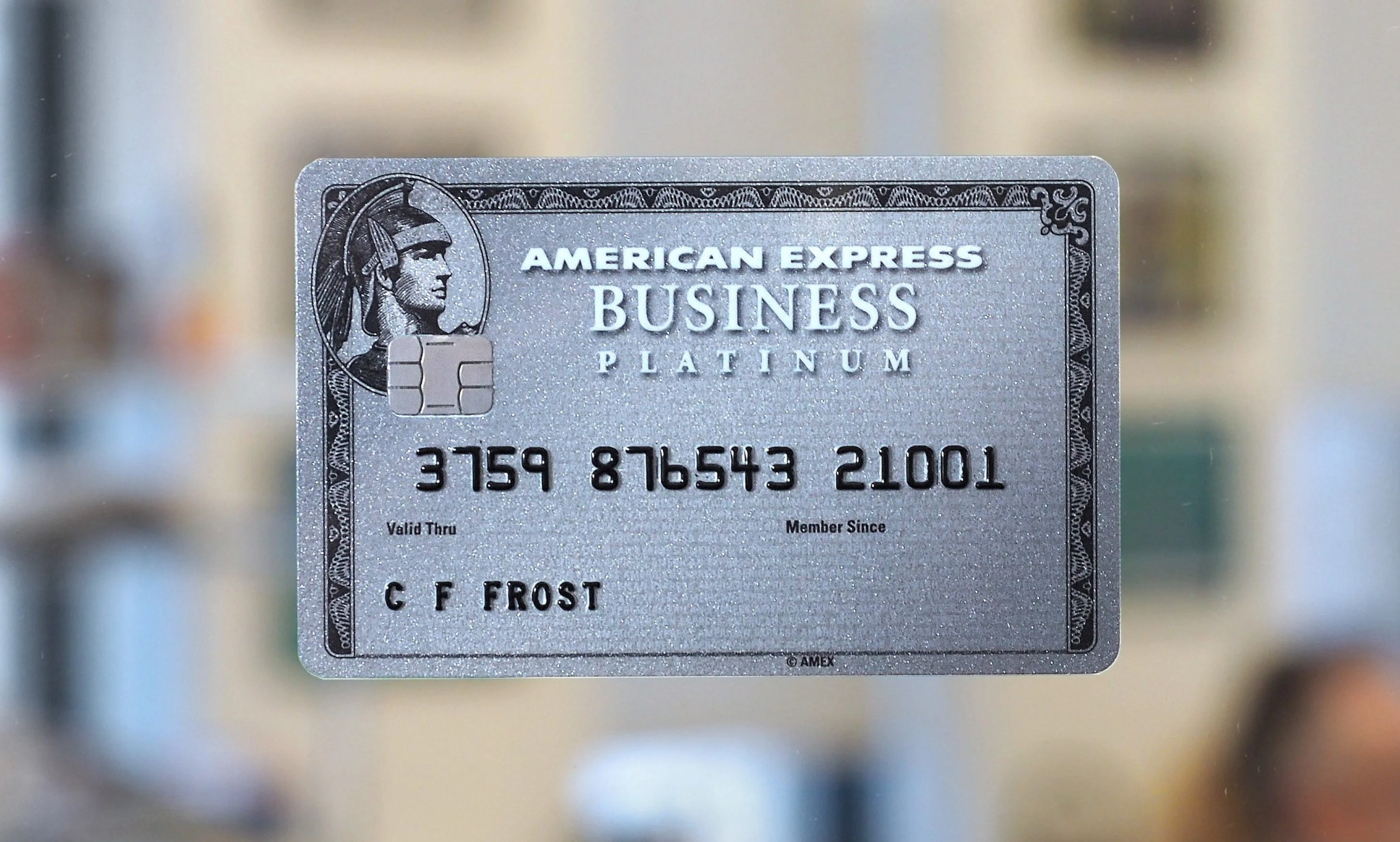 Business Card Size Inches Business Platinum Card Benefits