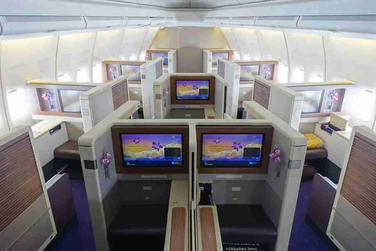 You can once again use United miles to fly Thai