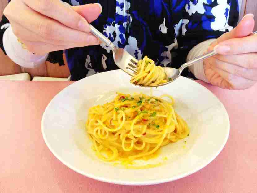 In Kyoto, your pasta may come tossed with sea urchin. Image courtesy of masahiro Makino via Getty Images.