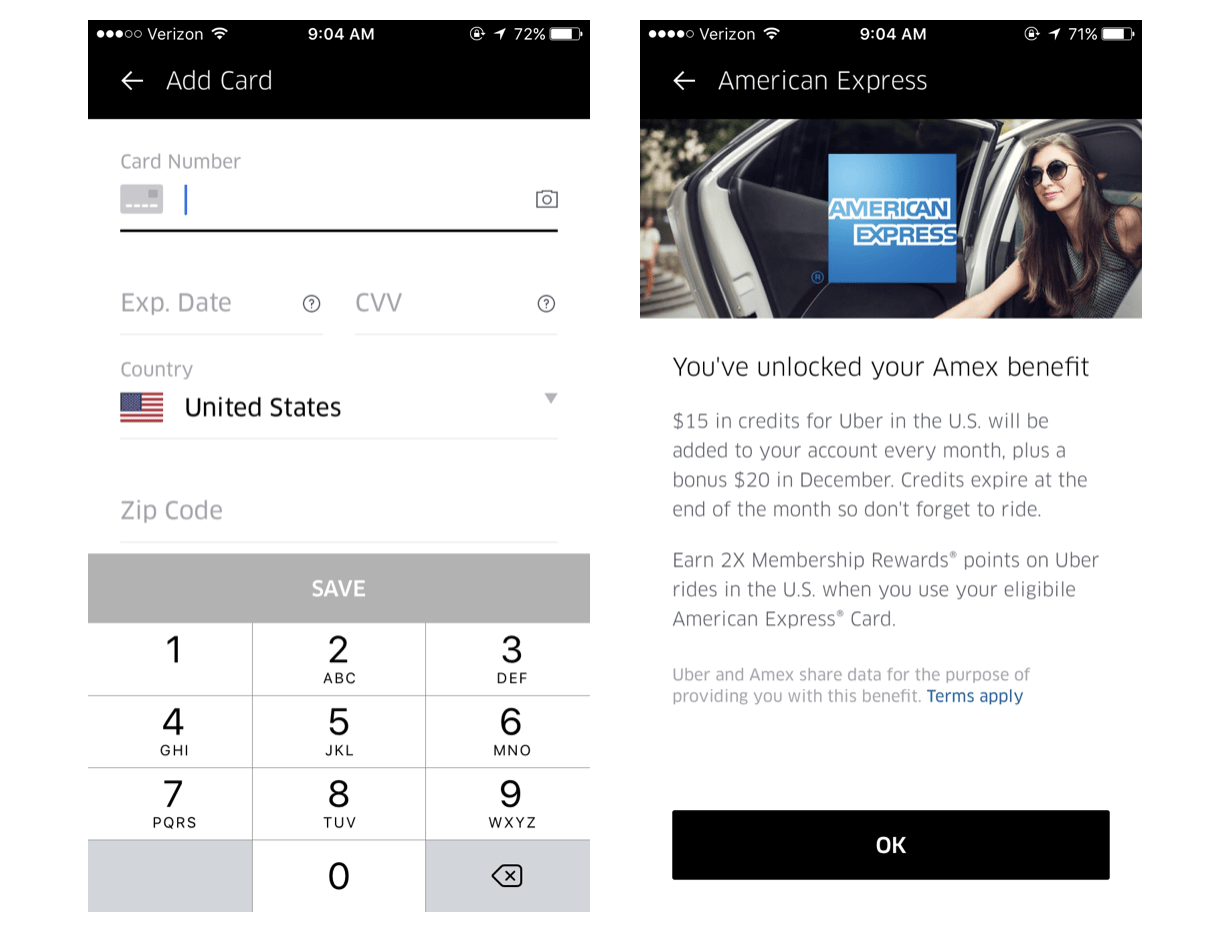 Activer Une Carte American Express.How To Get 200 In Uber Credits From Your Amex Platinum Card
