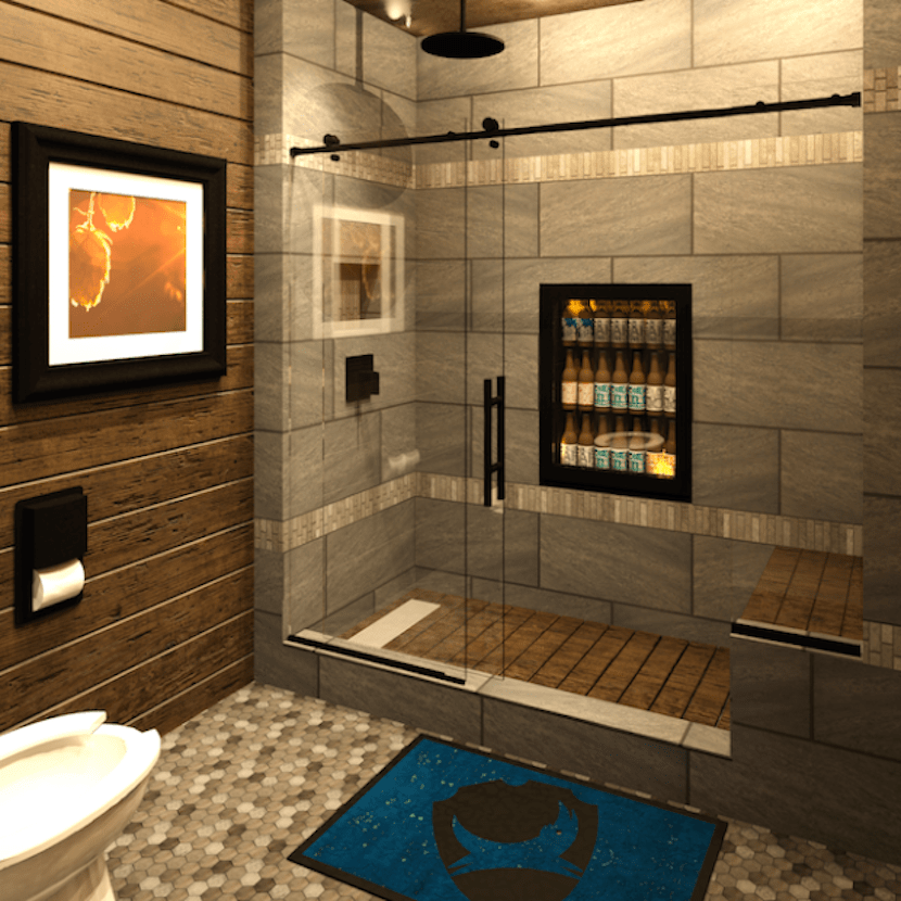 """Can you say """"shower beers""""? Image courtesy of BrewDog via Indiegogo."""