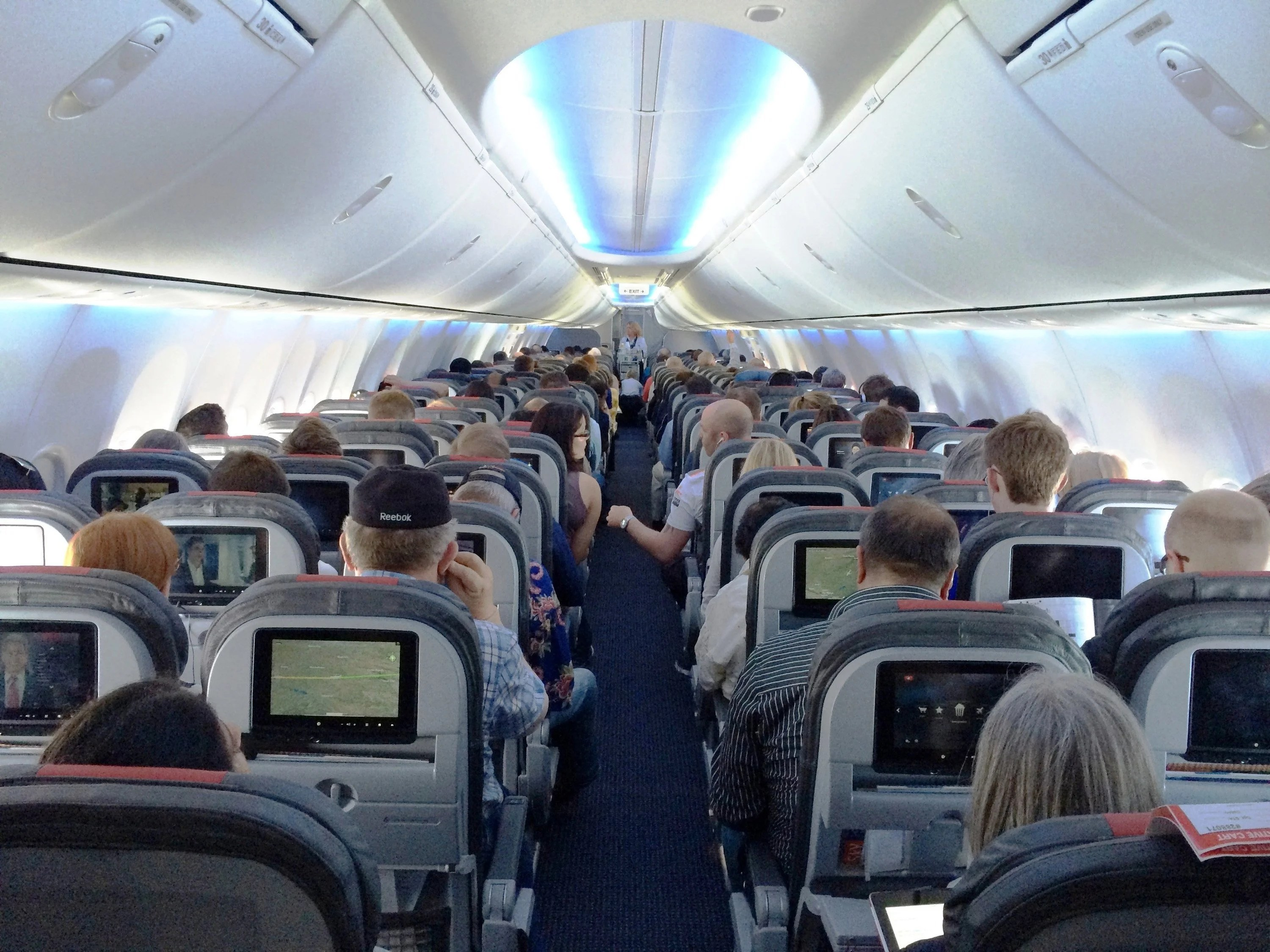 Those Ding Sounds On Airplanes Actually Mean Something