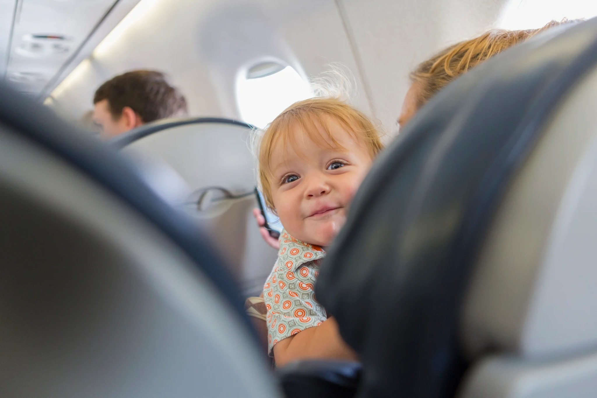 How to Plan Award Travel With an Infant or Lap Child - The Points Guy