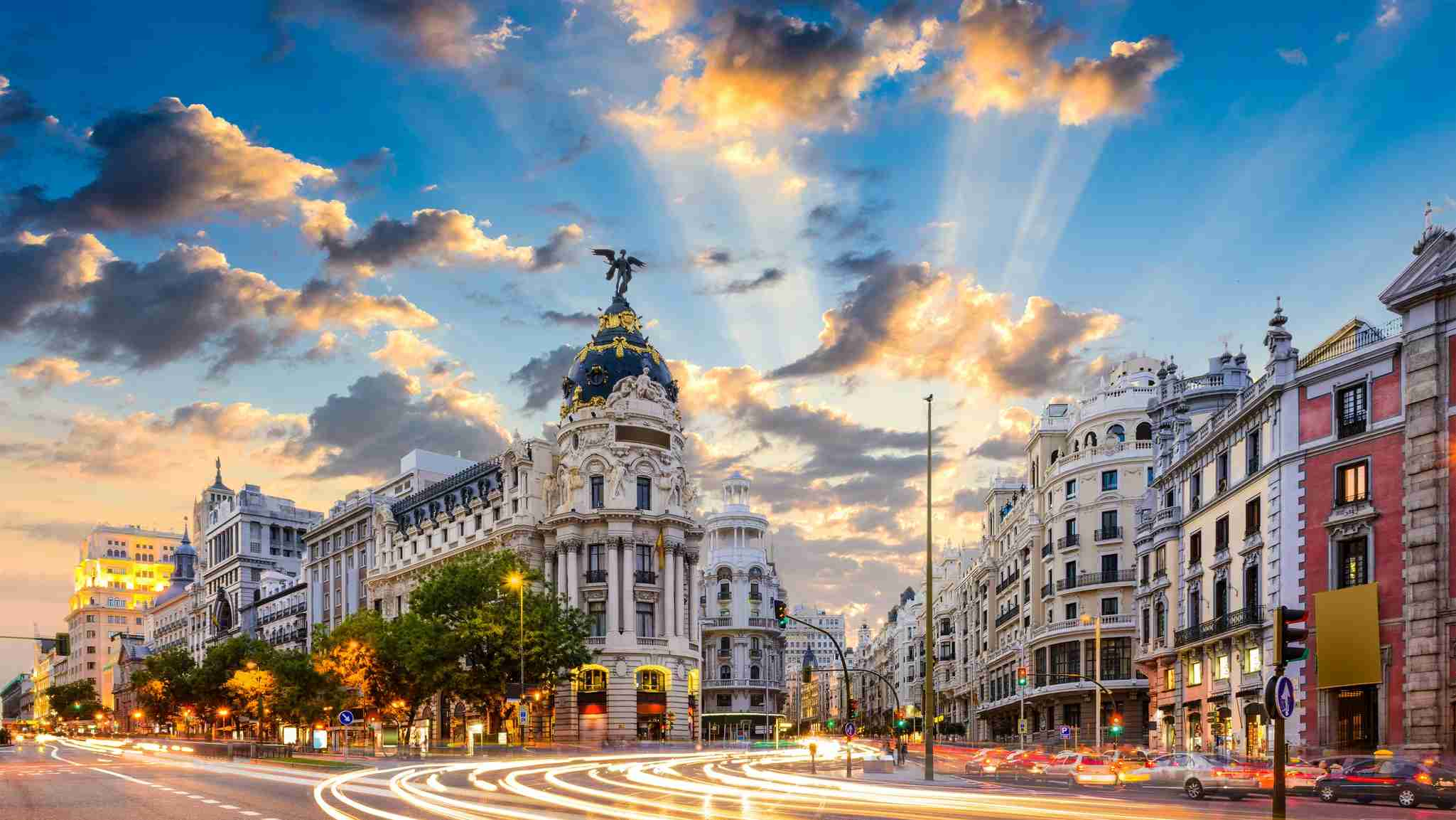flight deal Spain