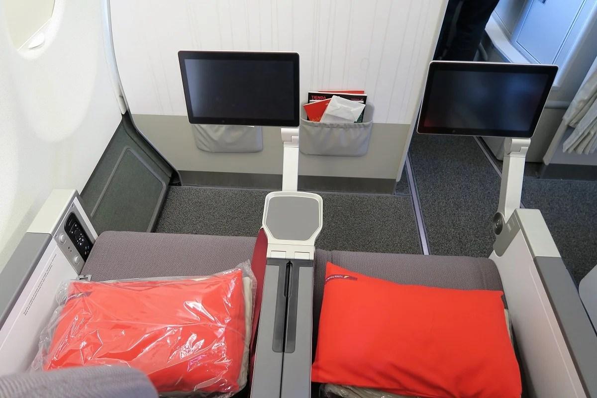Flight Review Iberia A340 600 Premium Economy Jfk To Mad