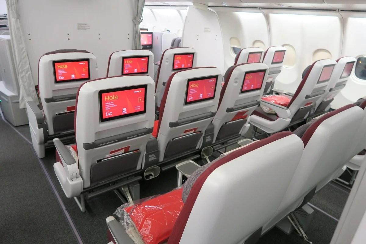 Flight Review: Iberia (A340-600) Premium Economy, JFK to MAD