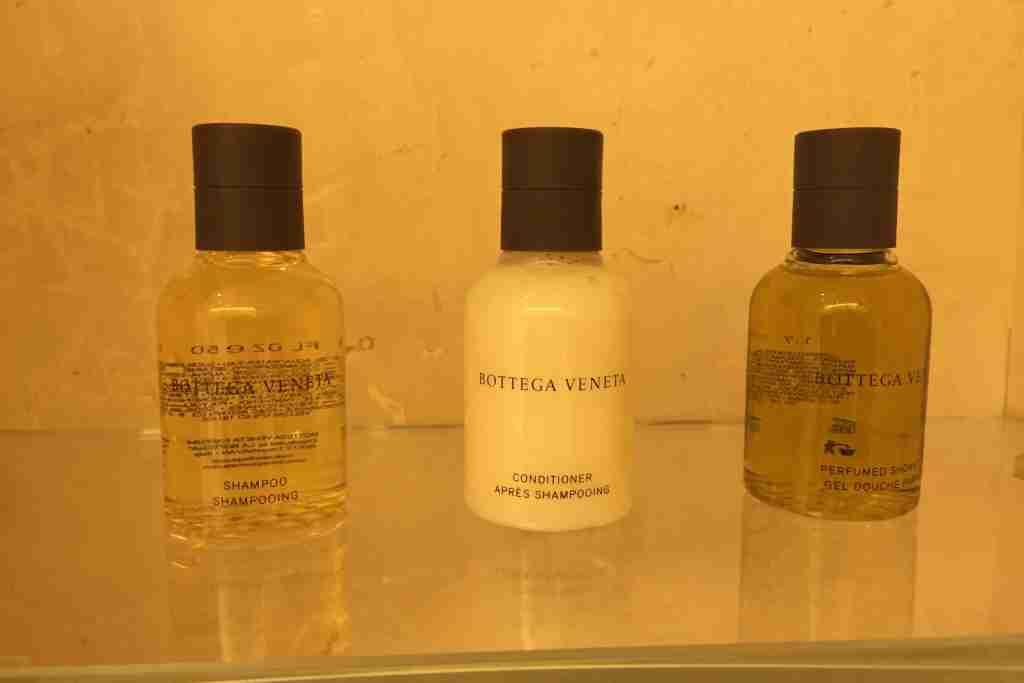Park Hyatt Mallorca bath amenities
