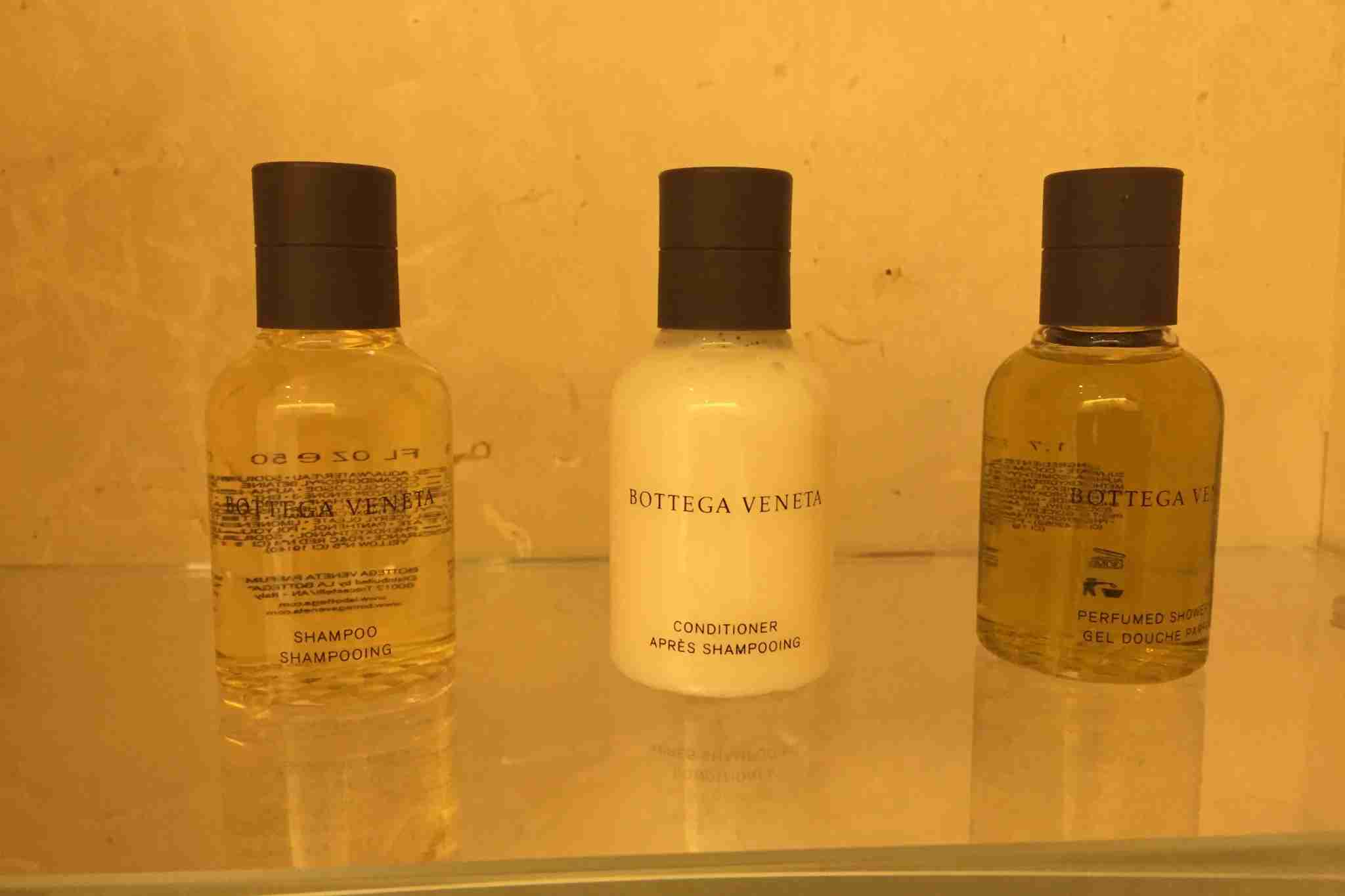 Park Hyatt Mallorca bath amenities