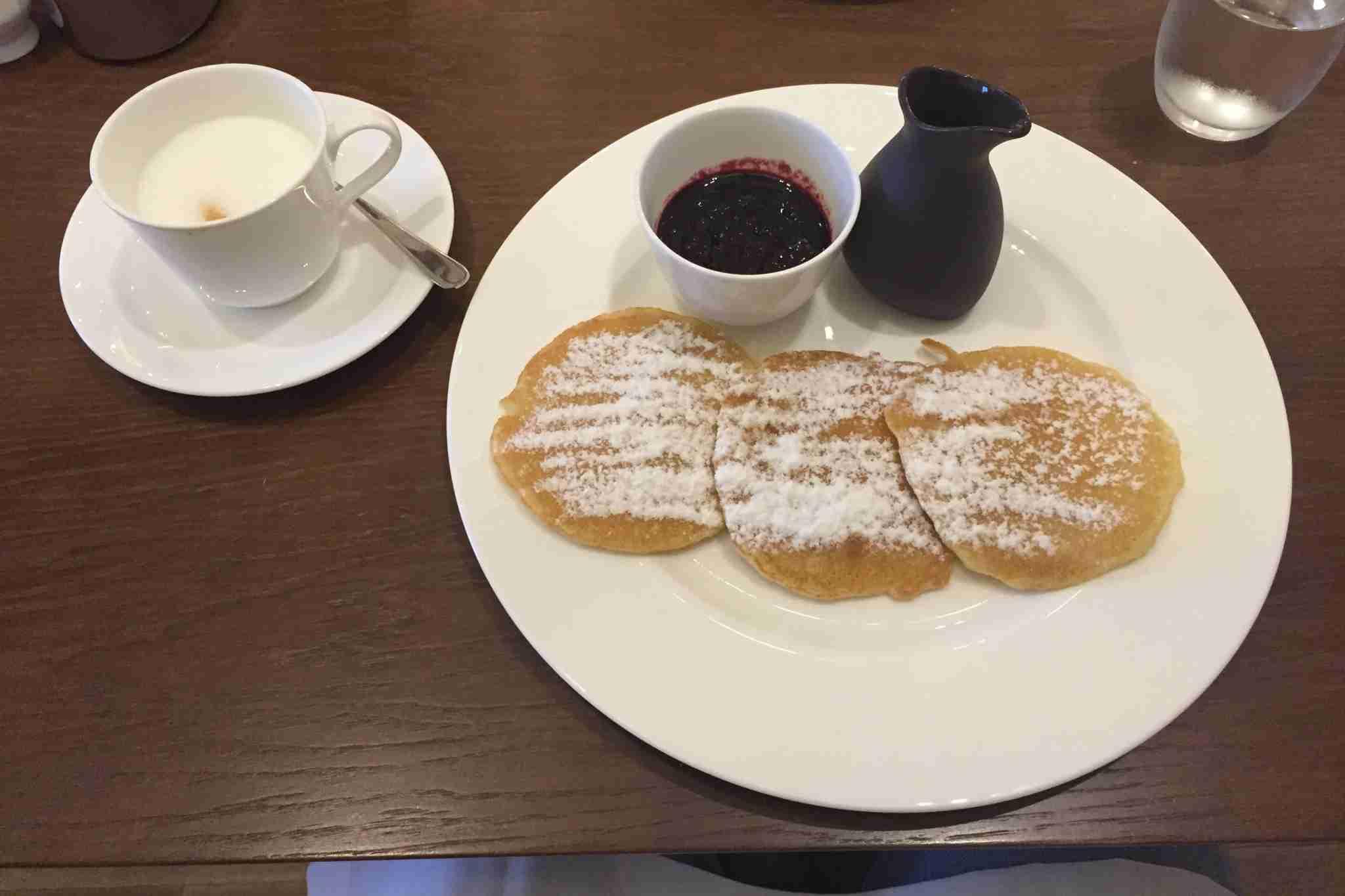 Park Hyatt Mallorca breakfast 1