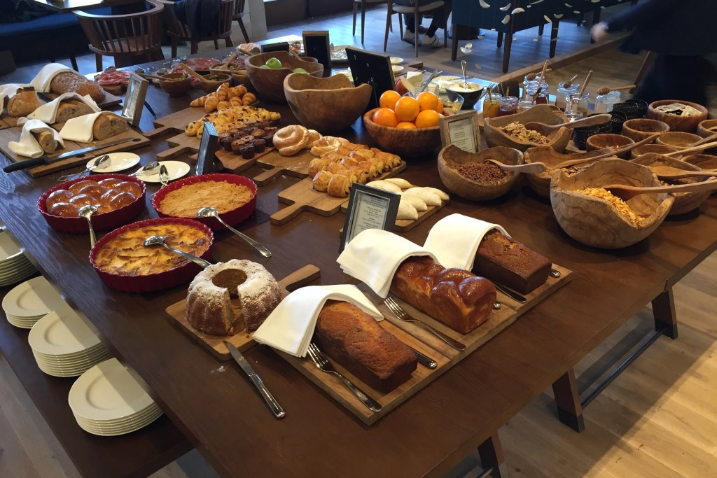 Park Hyatt Mallorca breakfast 2