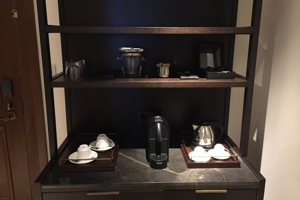 Park Hyatt Mallorca coffee