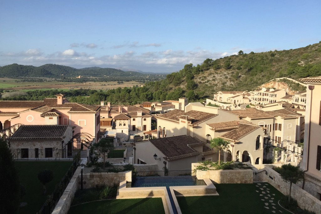 Park Hyatt Mallorca view during day