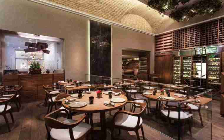 The business lunch at Costes Downtown is a good value. Image courtesy of Costes Downtown.