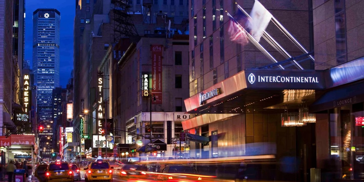 Limited Time Buy Ihg Hotel Nights From 25 Per Night