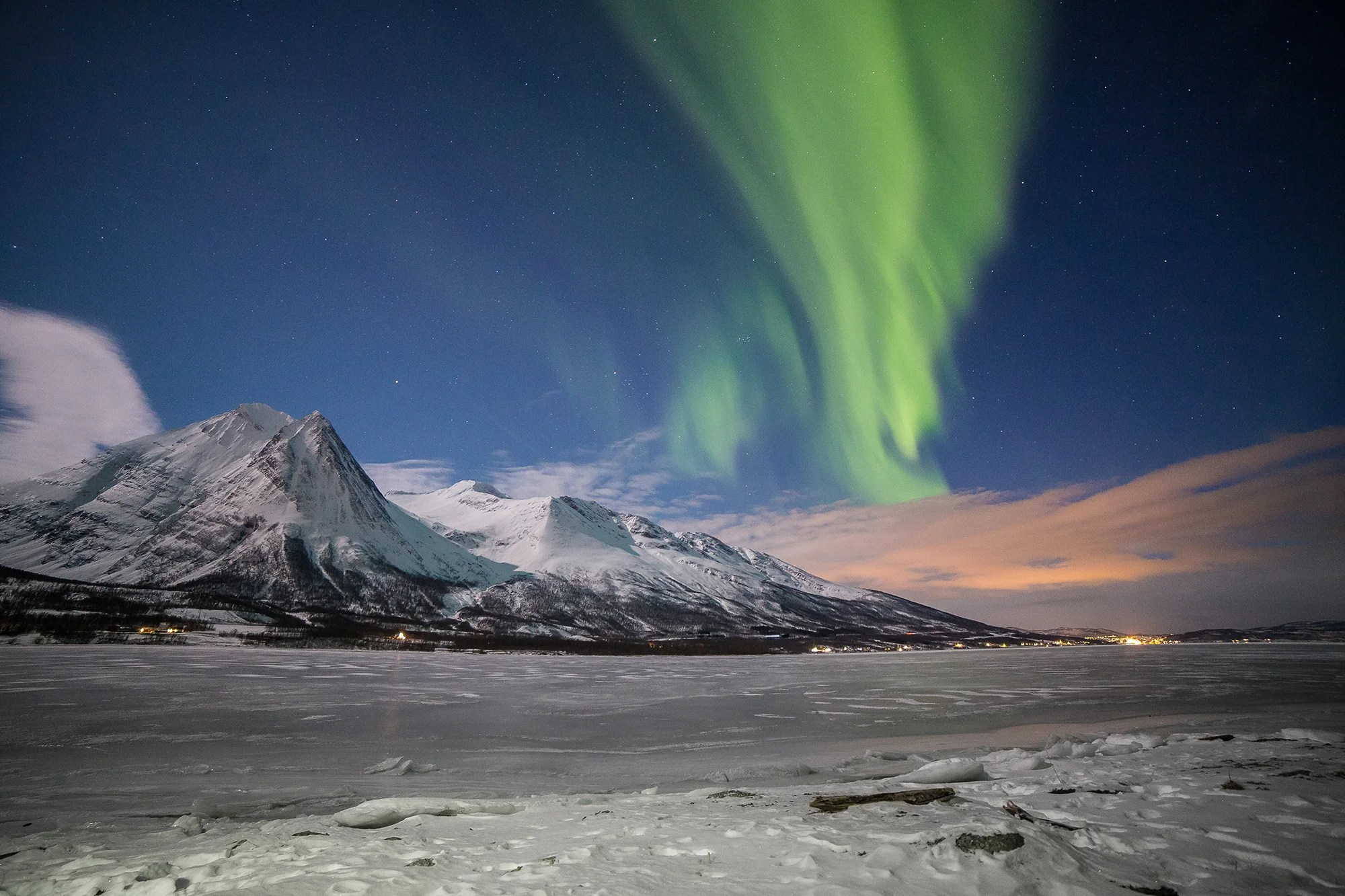 How To See The Northern Lights In Troms 248 Norway