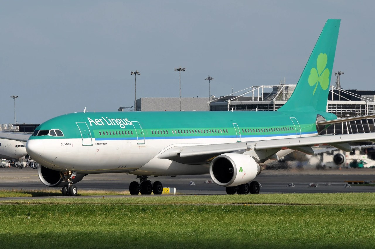 Transferring Ultimate Rewards Points to Aer Lingus