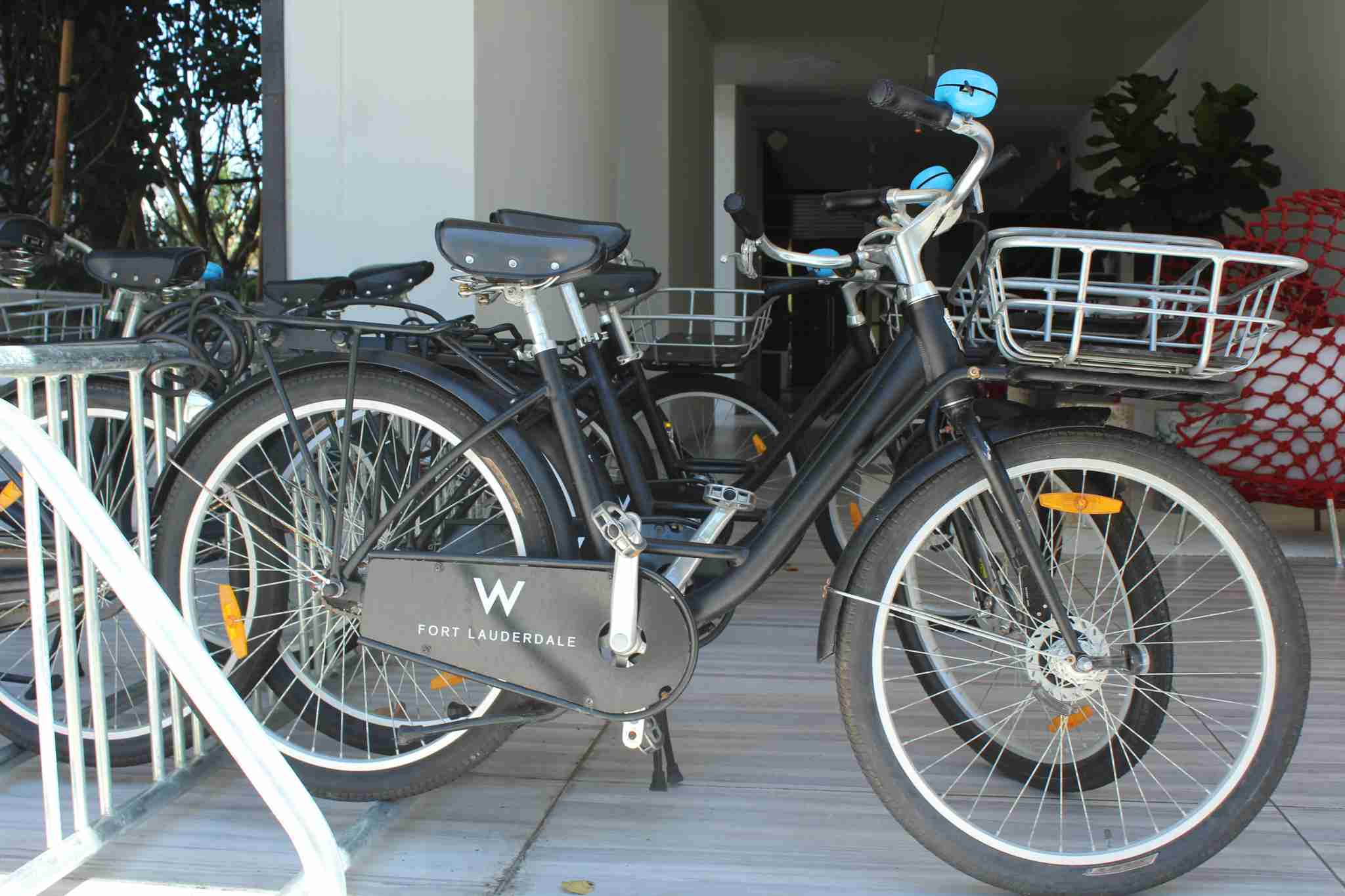 The resort fee included two bike rentals of up to 4 hours, among other amenities.