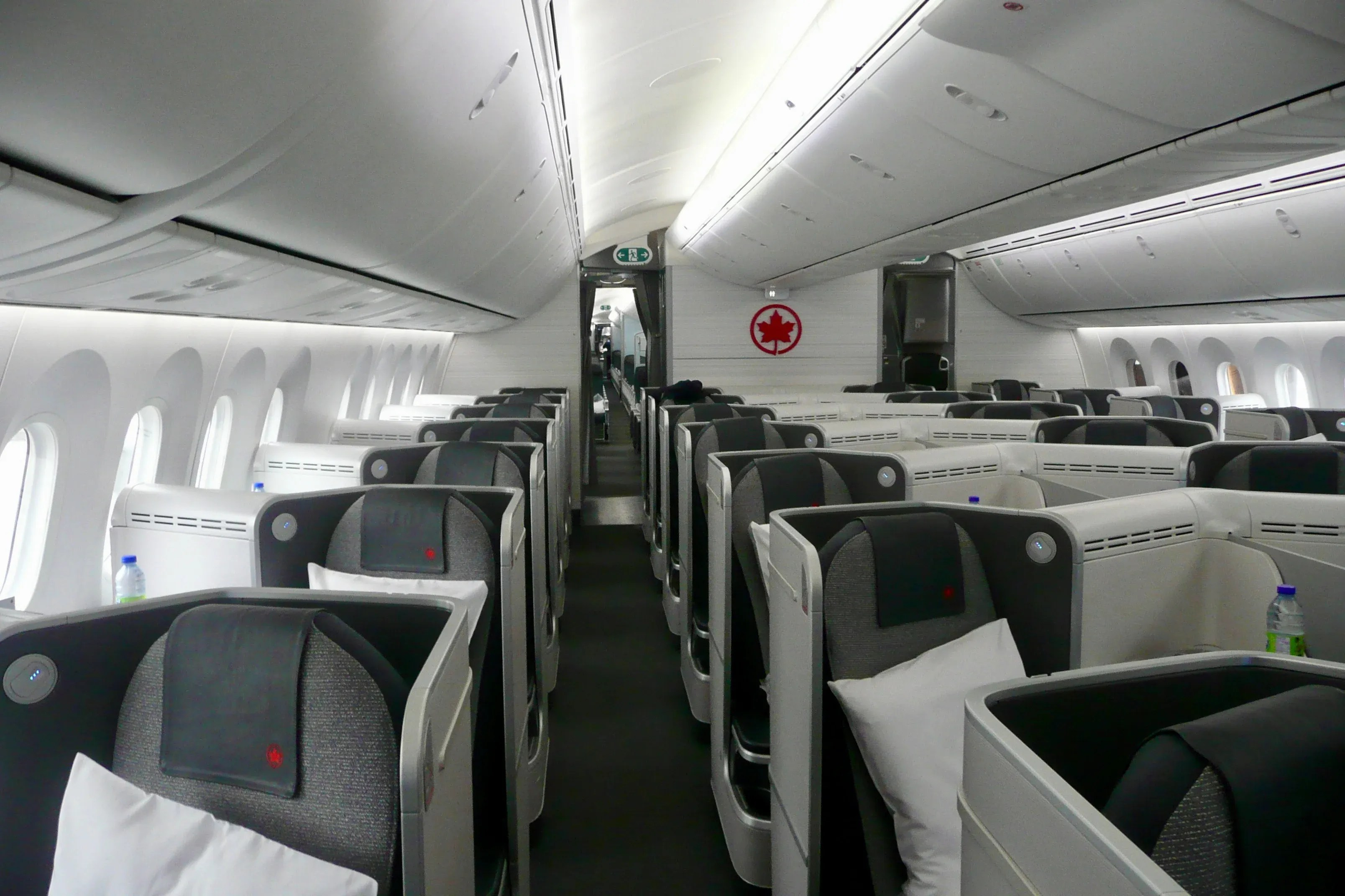 Review Air Canada 787 9 Business Class Tokyo To Toronto