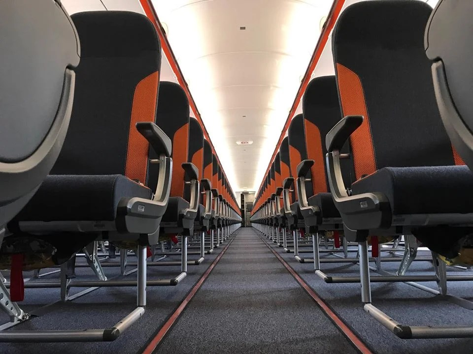 Behind the Scenes at EasyJet's A320neo Delivery