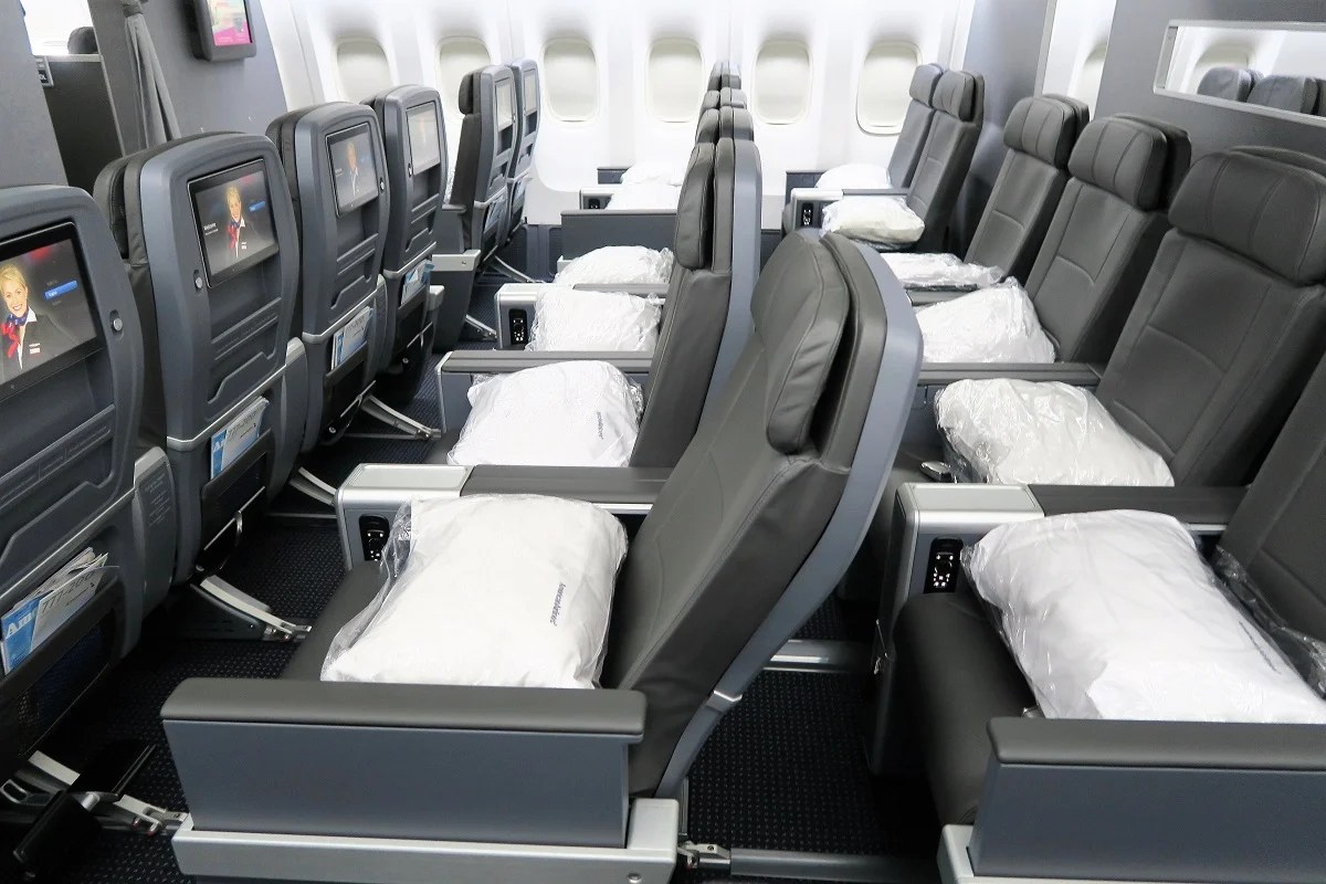 46 Routes With American Airlines Premium Economy On Sale Now