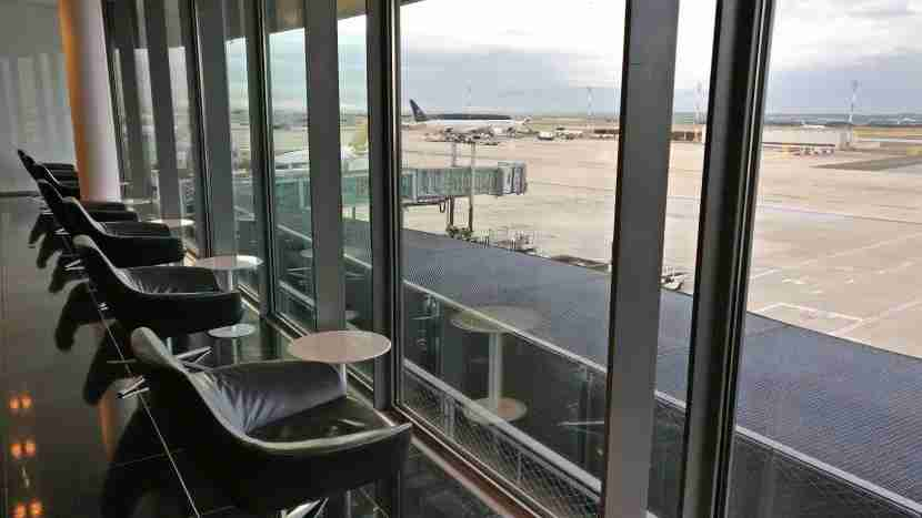 If you like looking out at airplanes, Cathay Pacific is ready for you.