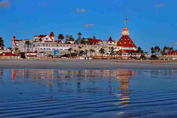 Photo courtesy of the Hotel del Coronado