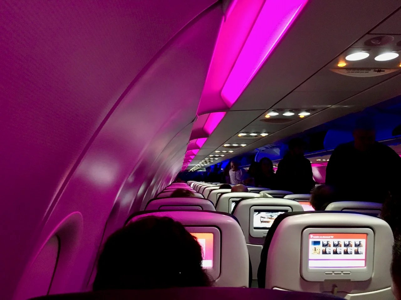 5 Things You Can Only Experience on Virgin America