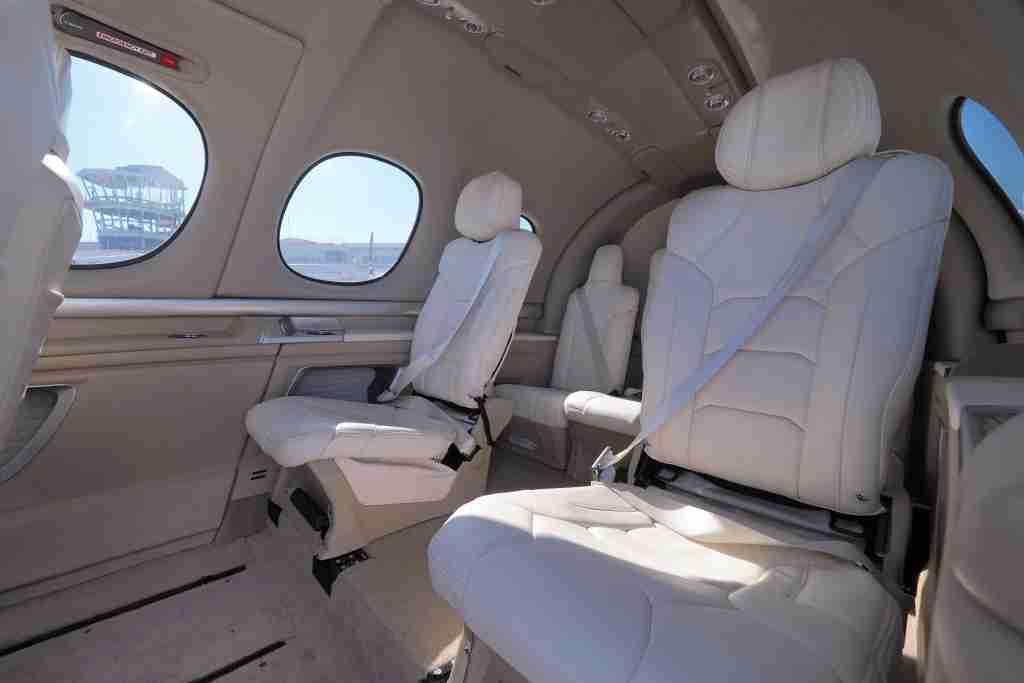 Cirrus Vision Paris Air Show