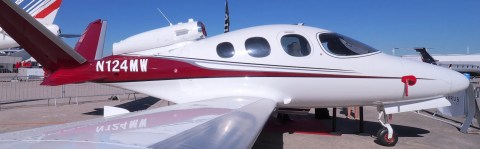 See Inside Cirrus Vision, the $2 Million Private Jet