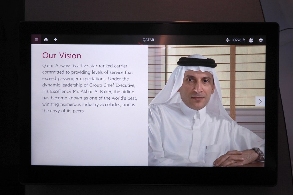 qatar airways vision