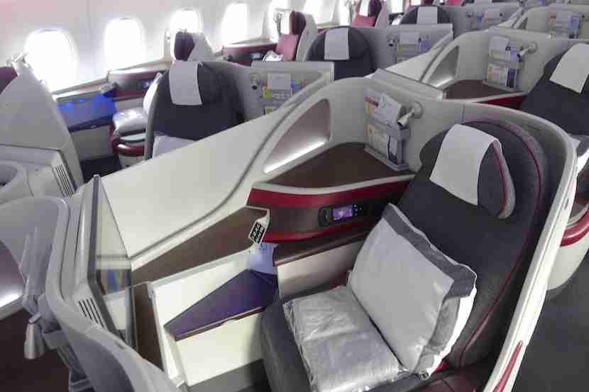 Qatar seat 2