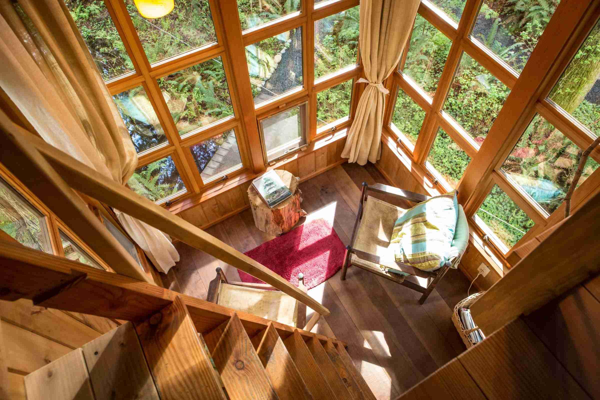 Trillium features a loft style design. Photo courtesy of Adam Crowley.