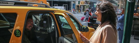 NYC Yellow Taxi Cabs Now Offer Ride-Sharing